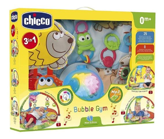 Gimnasio Tapete De Bebe Bubble Gym Chicco   Electronico Msi