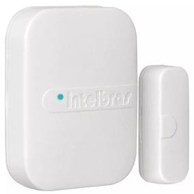 Sensor De Abertura Sem Fio Intelbras Xas 4010 Smart