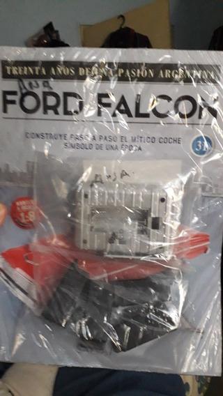 Coleccion Salvat Ford Falcon A Escala 1:8 Fasiculo 31