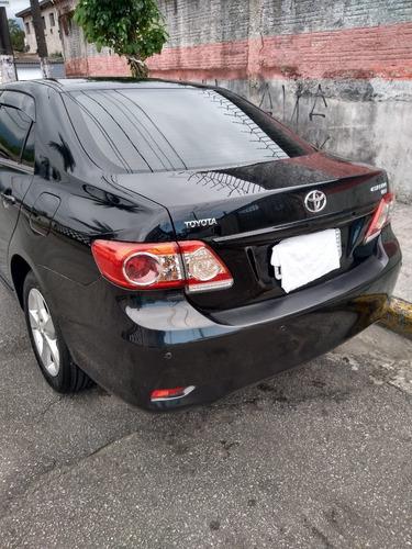Toyota Corolla 2012 1.8 16v Gli Flex Aut. 4p
