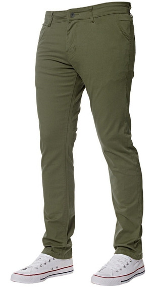 Pantalon De Gabardina Penguin Envio Gratis Capital Federal