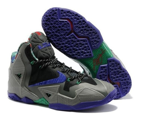 Tenis Nike Lebron 11 Na Caixa Frete Gratis