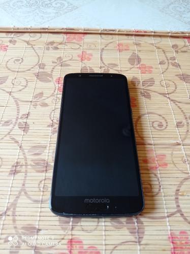 Smartphone Motorola G6 Play Usado Em Perfeito Estado
