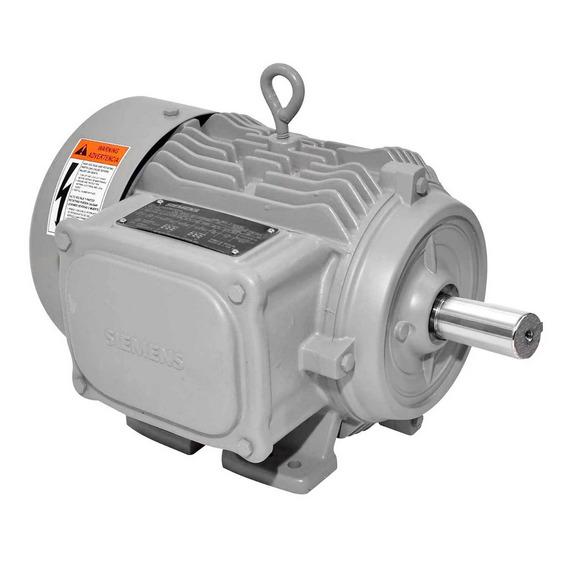 Motor Eléctrico Siemens Monofásico Cerrado 1lf31824yk201b 3h