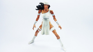 Elektra Marvel Legends Toy Biz Urban 2003 Renascer