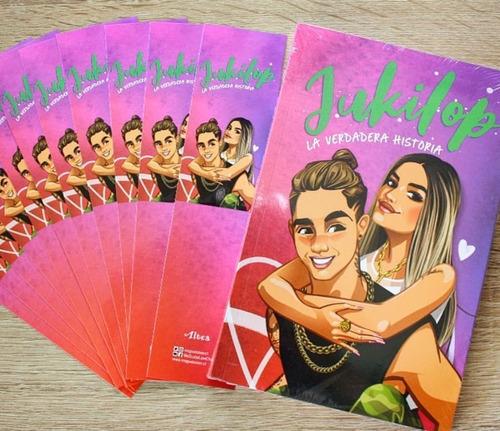 Libro Jukilop Mercado Libre