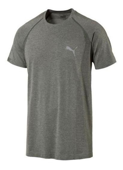 Camiseta Playera Puma Evoknit Basic Hombre Caballero
