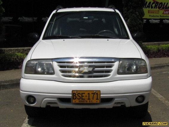 Chevrolet Grand Vitara 1600 Cc Mt 4x4