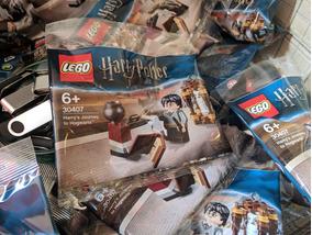 Lego Harry Potter. Harrey