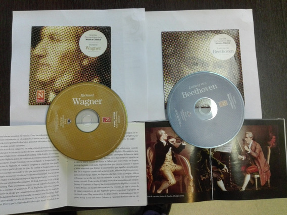 Royal Philharmonic Orchestra - Lote 2 Cd´s -beethoven+wagner
