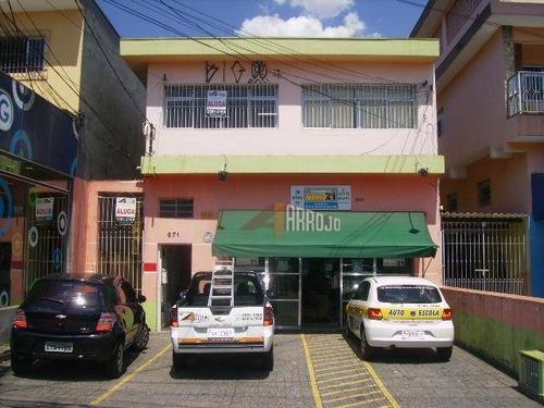 Imagem 1 de 4 de Sala Comercial Para Locação - São Miguel Paulista - Sa0059