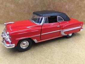 Miniatura Chevrolet Bel Air 1963 Vermelho