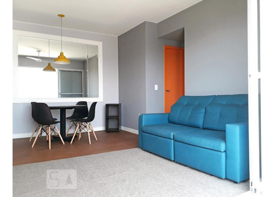 Apartamento Para Aluguel - Barra Funda, 2 Quartos, 52 - 893055454
