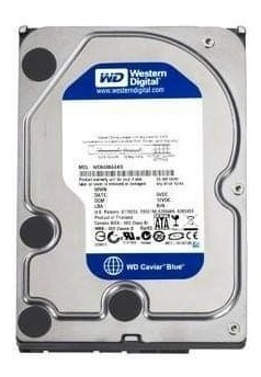 Disco Duro Wd Sata 750 Gb