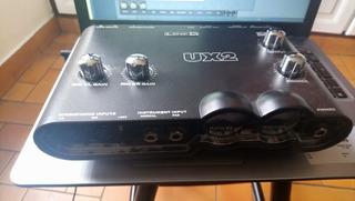 Line 6 Ux2 Placa De Audio