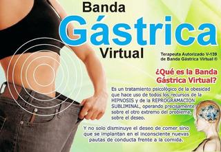 Banda Gástrica Virtual Adelgaza Fitness + Audio Hipnosis