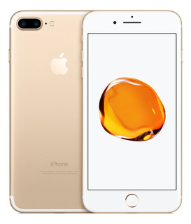 iPhone7 Plus Dourado