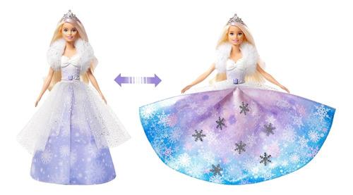 Barbie Dreamtopia Princesa Muñeca Para Niñas