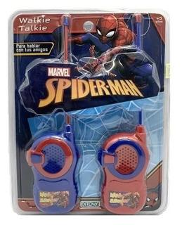 Walkie Talkie Spiderman Ditoys