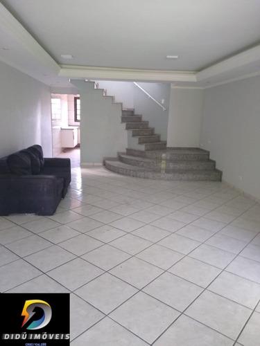 Imagem 1 de 15 de Sobrado Para Venda Com 246 M²  No Jardim Las Vegas Sto André, Sendo 3 Dormitórios, 1 Suíte, 4 Vagas. - 0100958 - 69689842