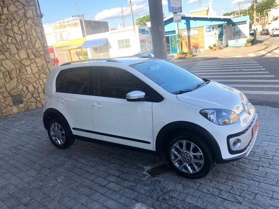 Volkswagen Cross Up 1.0 Tsi 12v Flex 4p Manual 2016/2017