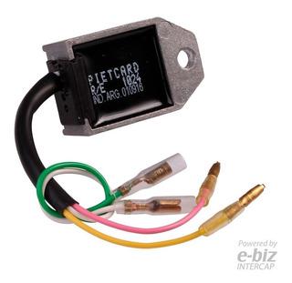 Regulador 1024 Pietcard Honda Xr 200 R Xr 400 Solomototeam