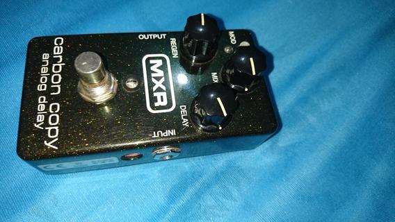 Pedal Carbon Copy Analog Delay Mxr Dunlop