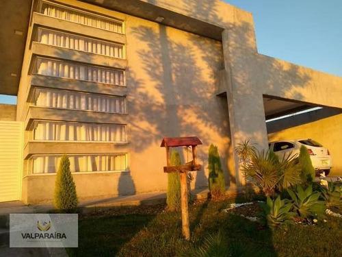 Casa À Venda, 150 M² Por R$ 767.000,00 - Condomínio Terras Do Vale - Caçapava/sp - Ca0255