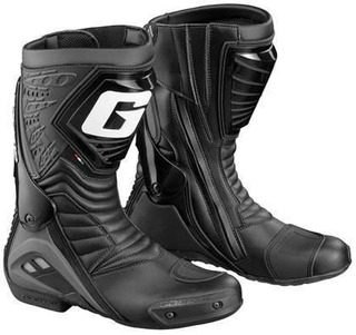 Botas Pista Gaerne G-rw Racing Negro Alta Gama Importadas
