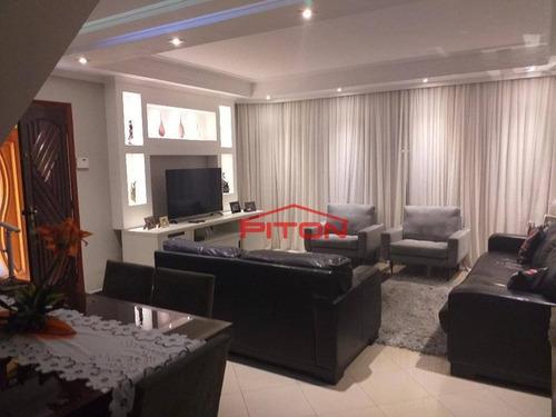 Imagem 1 de 17 de Sobrado Com 3 Dormitórios À Venda, 154 M² Por R$ 900.000,00 - Penha De França - São Paulo/sp - So2393
