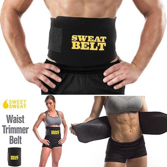 Mulheres Sweat Body Suit Cinto De Suor Shapers Trimmer Cintu