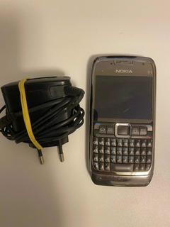 Nokia E71 - No Estado. Funcionando 3mp Symbian