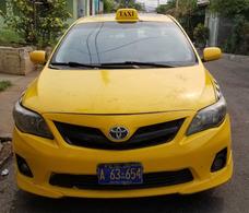 Taxi Corolla 2009