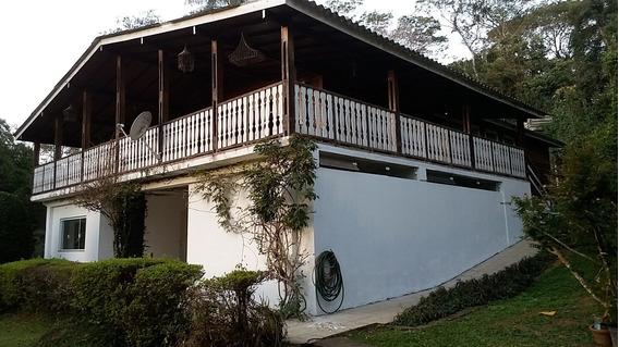 Casa Em Chácara Na Serra Da Mantiqueira, 750 M2, 8 Dorms