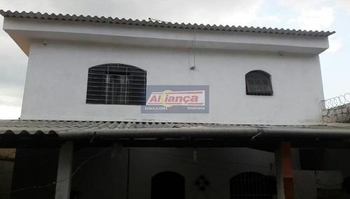 Sobrado Com 3 Dormitórios À Venda, 214 M² - Cidade Jardim Cumbica - Guarulhos/sp - Ai14711