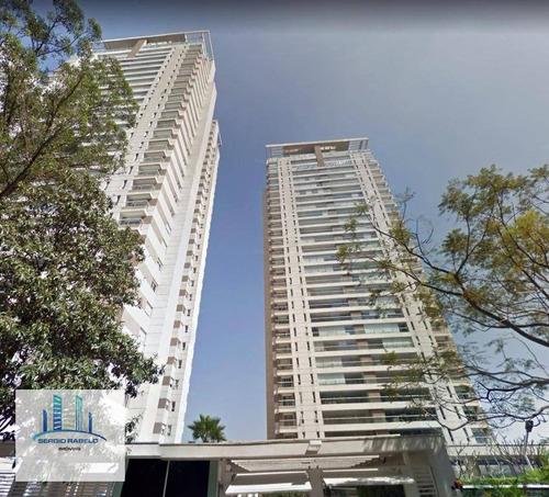 Imagem 1 de 30 de Apartamento Residencial Com 4 Suítes À Venda Na Rua Volta Redonda-  Campo Belo, São Paulo/sp - Ap1411