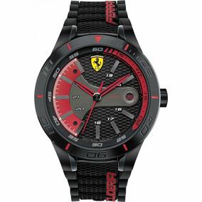 Relógio Ferrari Scuderia Masculino Red Rev 0830265