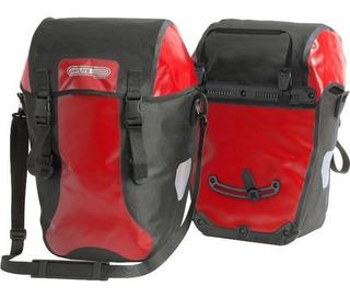 Par De Alforjas Ortlieb Sport Packer Classic Red Black Nuñez