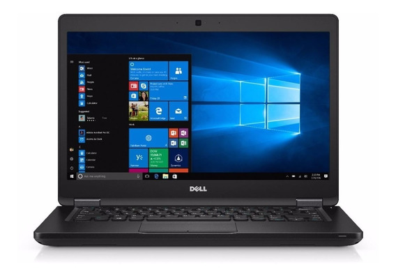 Notebook Dell Latitude 5490 I5 8250 16g 256ssd 14 Win10p Ram