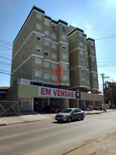 Apartamento Residencial À Venda, Santa Cruz, Gravataí - . - Ap0193