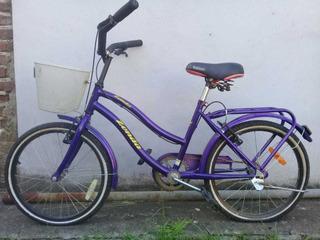 Bicicleta Zonda Rodado 20