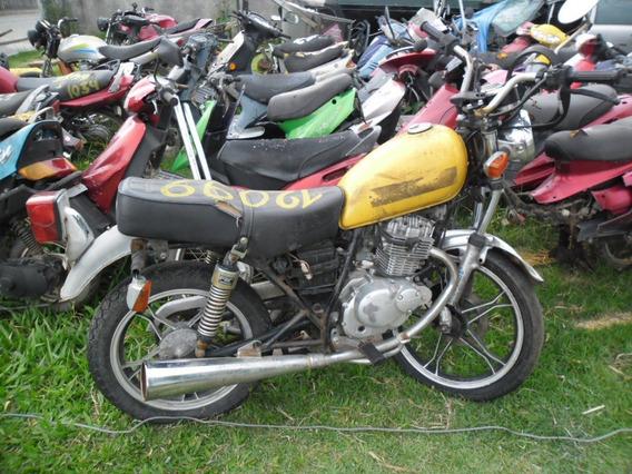 Chicote C/ Cdi E Retificador P/ Suzuki Intruder 125.
