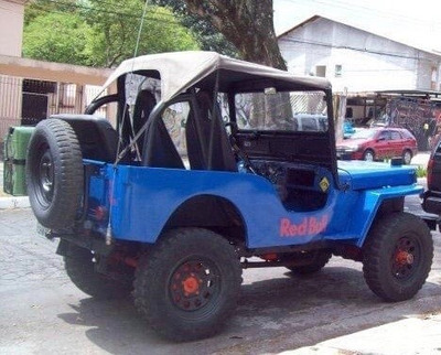Jeep Willys Manual