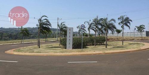 Terreno À Venda, 261 M² Por R$ 175.000 - Bonfim Paulista - Ribeirão Preto/sp - Te1109