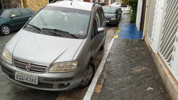Lindo Fiat Idea Elx 1.4 2009 / Completo - Ar