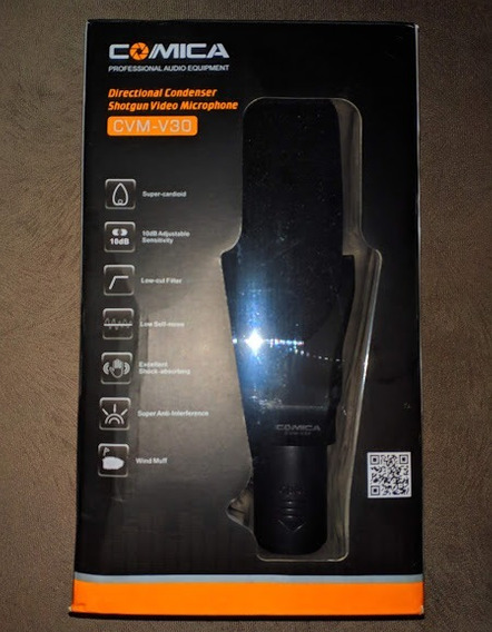 Microfone Comica Cvm-v30