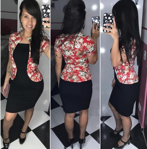 bea28655a Vestidos Femininos Baratos Moda Evangélica Plus Size - R$ 69,99 em ...