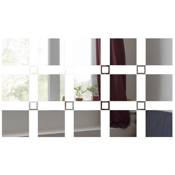 Espelho Decorativo Acrílico 1,90x1,10m Grande Sala Quarto