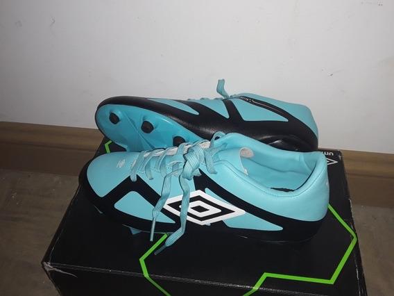 Zapatos Umbros Tacos Futbol Campo Nuevo De Caja