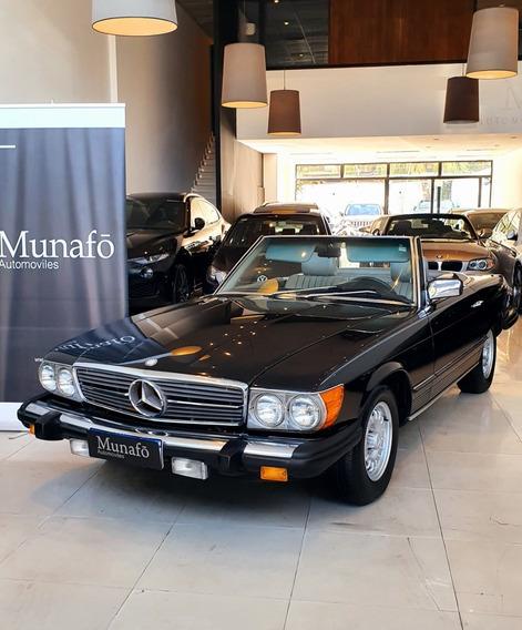 Mercedes Benz Sl 380 Pagoda 1984 Automatica